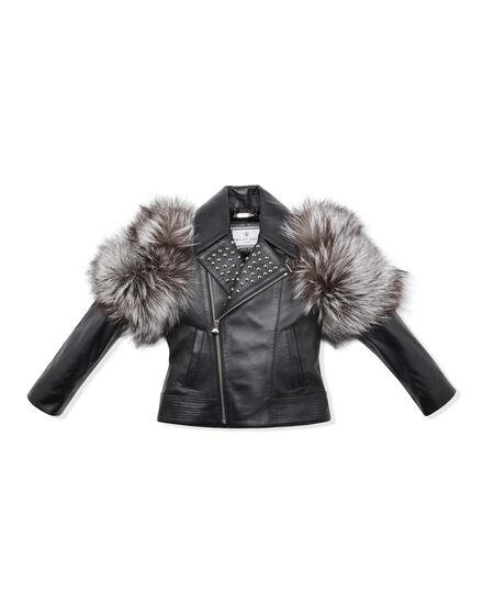 Leather Biker Cool Jacket