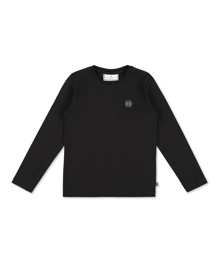 T-shirt Round Neck LS P.L.N.