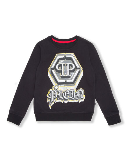 Sweatshirt LS Graffiti