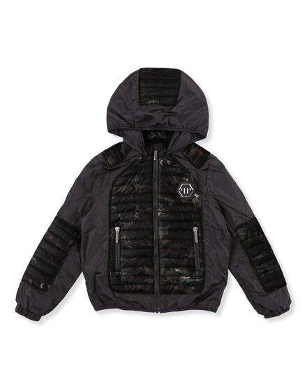 Nylon Jacket Jungle