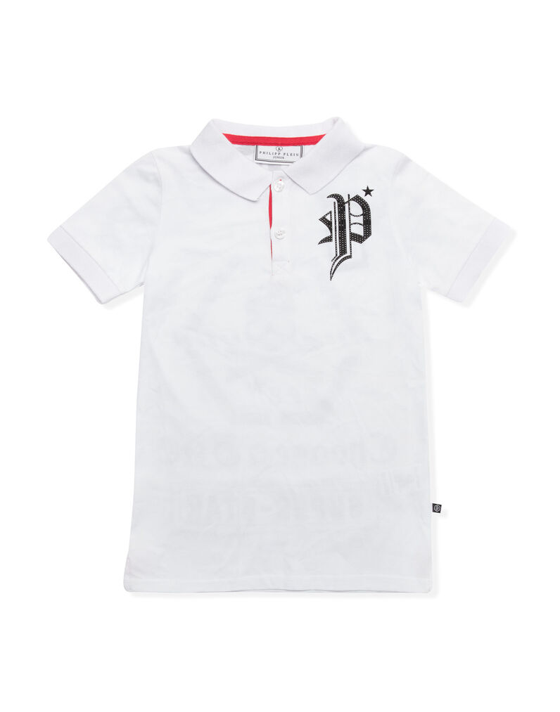 """Polo shirt SS """"Choose the best"""""""