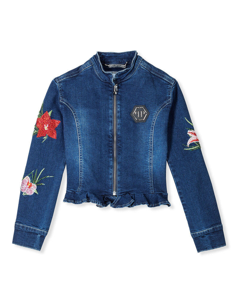 "Denim Jacket ""Allyson"""