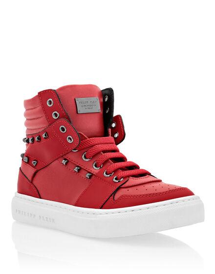 Hi-Top Sneakers Studs