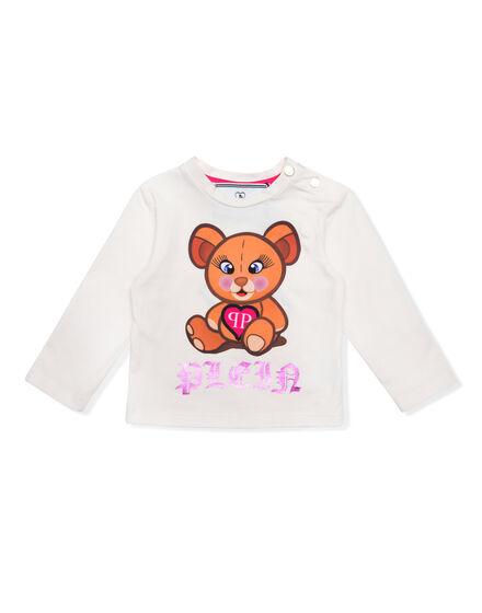 T-shirt Round Neck LS Anita