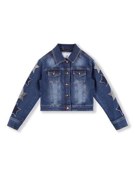 Denim Jacket Stars