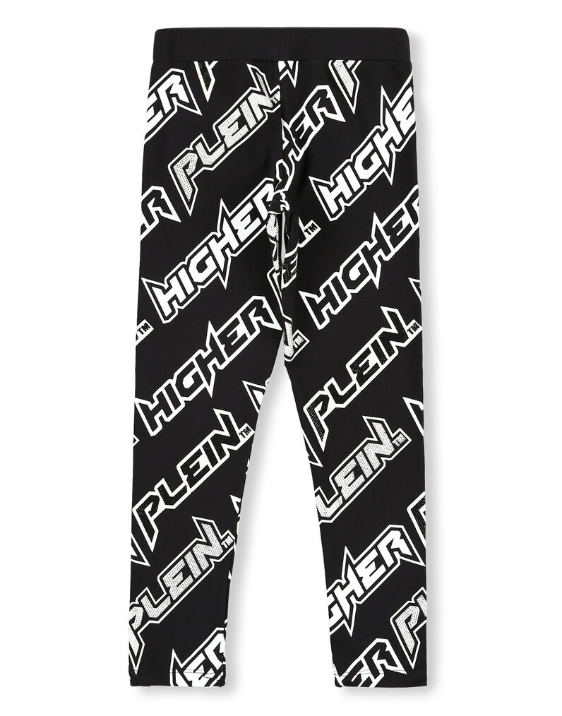 Jogging Leggings Space Plein