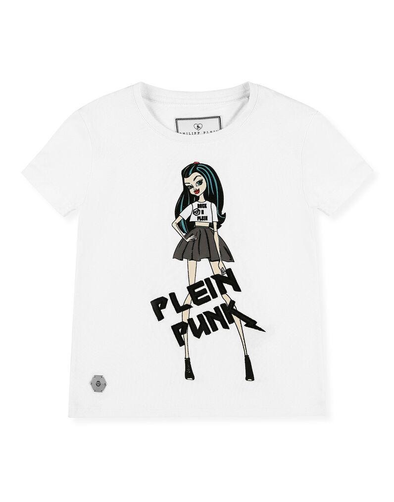 T-shirt Round Neck SS Thunder