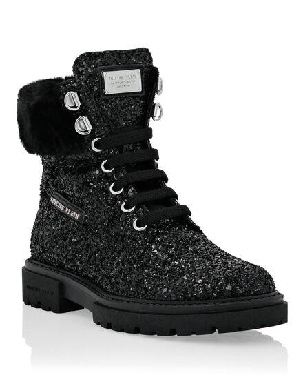 Boots Low Flat Philipp Plein TM