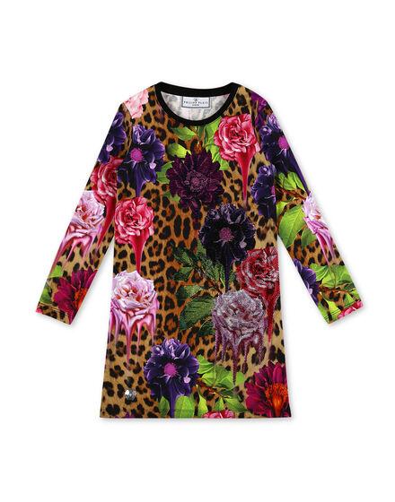 T-Shirt Short Dresses Maculate