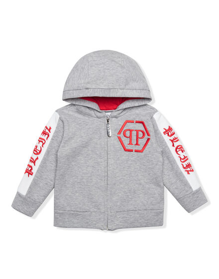 Hoodie Sweatjacket Adrew