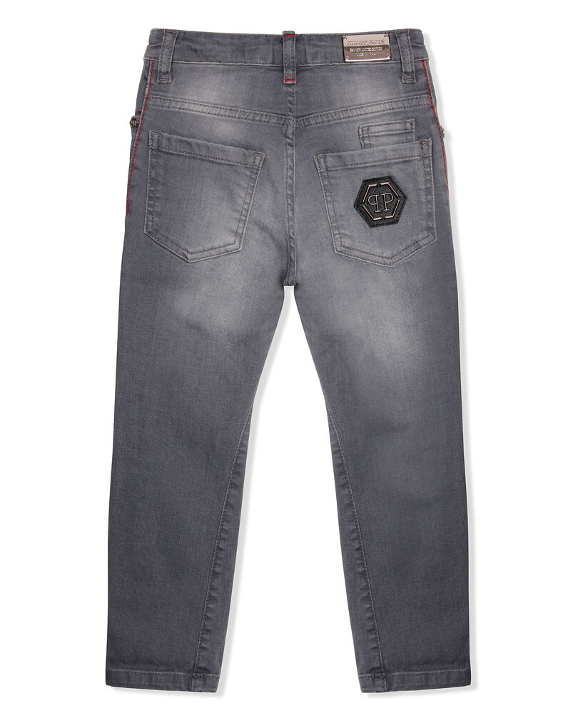 "Denim Trousers ""In Rule"""
