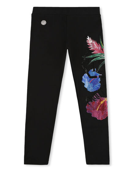Jogging Leggings Flowers