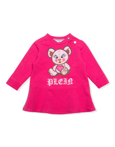 Jogging Day Dress Teddy