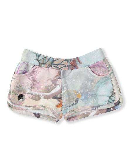 Jogging Shorts Underwater