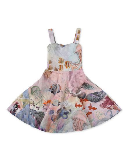 Short Dress Underwater