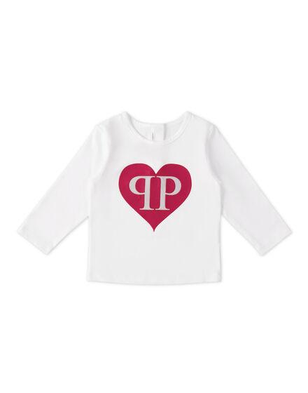 T-shirt Round Neck LS Penelope