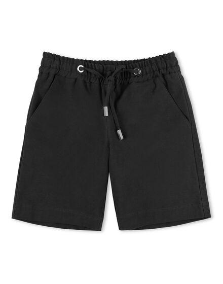 Short Trousers Iconic Plein