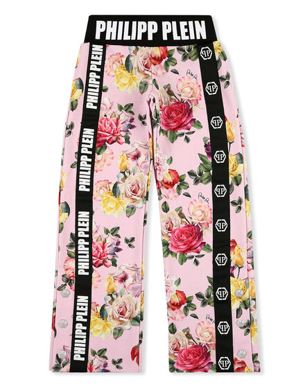 Jogging Trousers Flowers