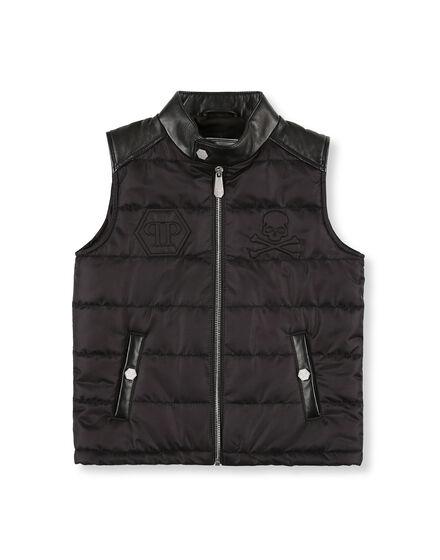 Short Vest Hexagon