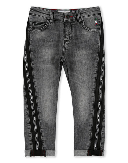 Denim Trousers Iconic Plein