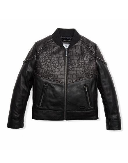 Leather Jacket Amos