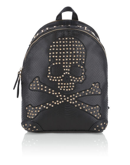 Backpack Black Skull