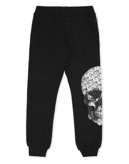 Jogging Trousers Shining Skull