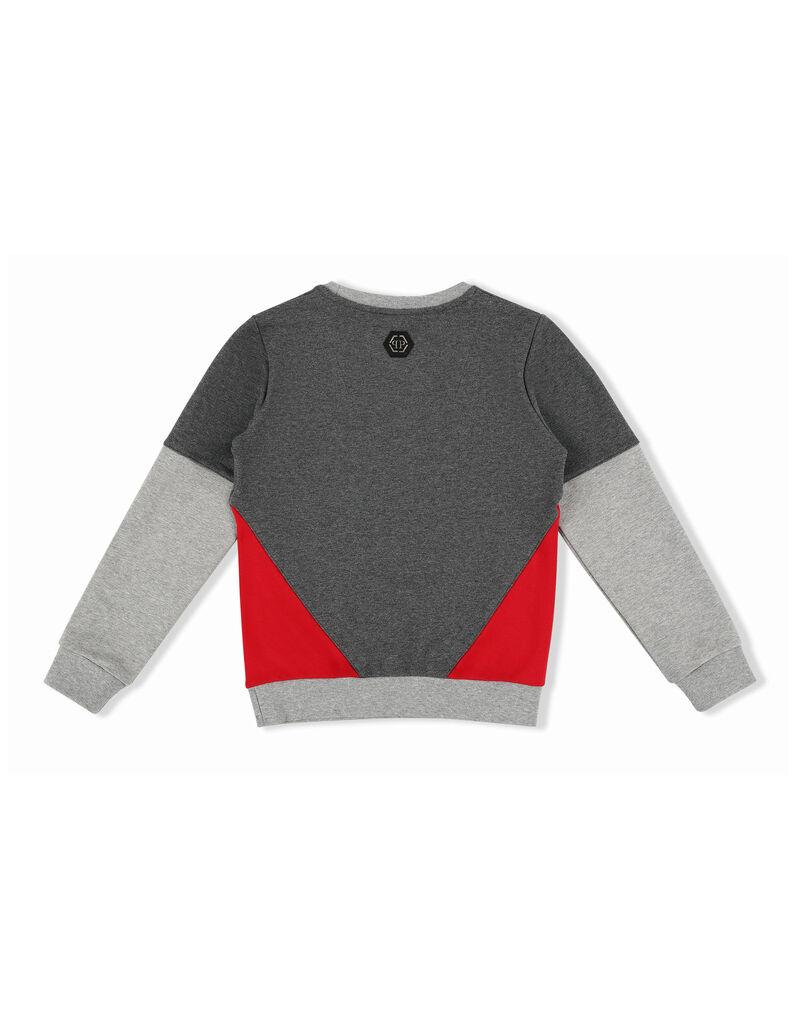 Sweatshirt LS All over PP