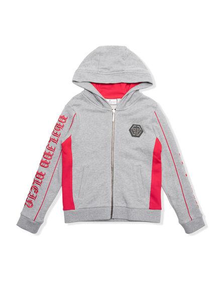 Hoodie Sweatjacket Easy
