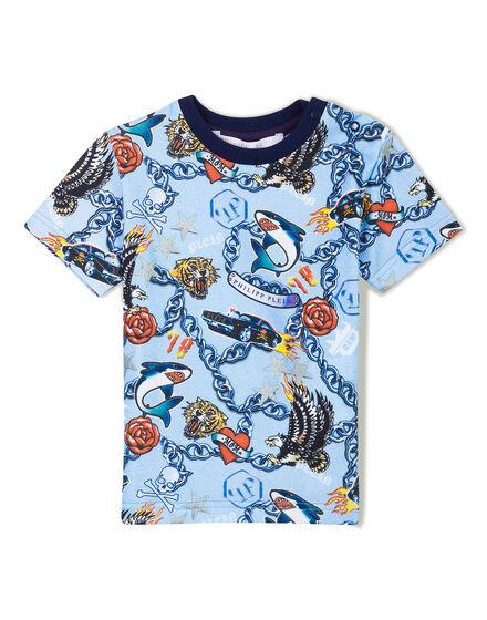 T-shirt Round Neck SS Derek S.