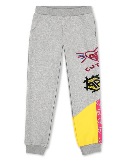 Jogging Trousers Love Plein