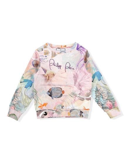 Sweatshirt LS Underwater