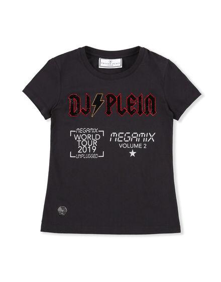 T-shirt Round Neck SS DJ Plein
