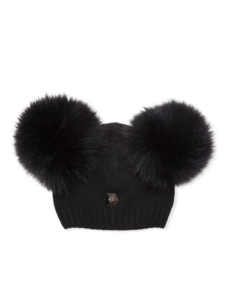 "Hat ""Skull strass hat"""