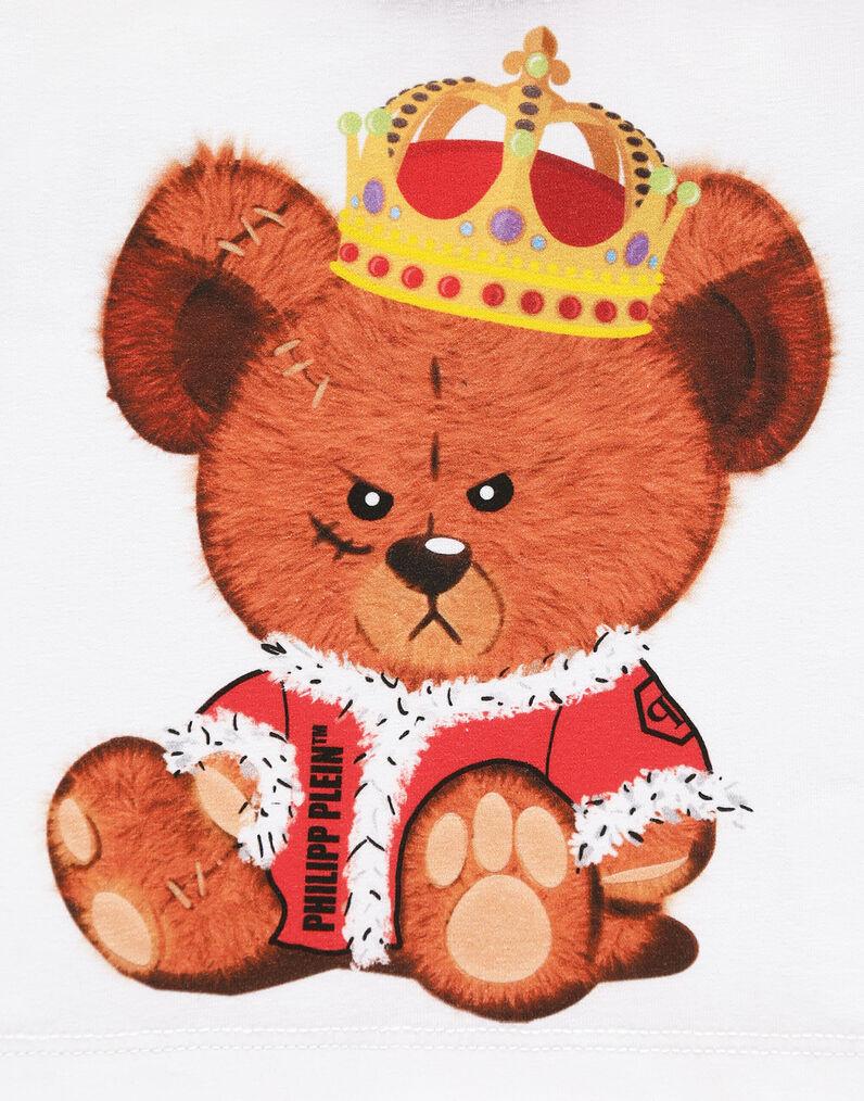 T-shirt Round Neck SS Teddy Bear