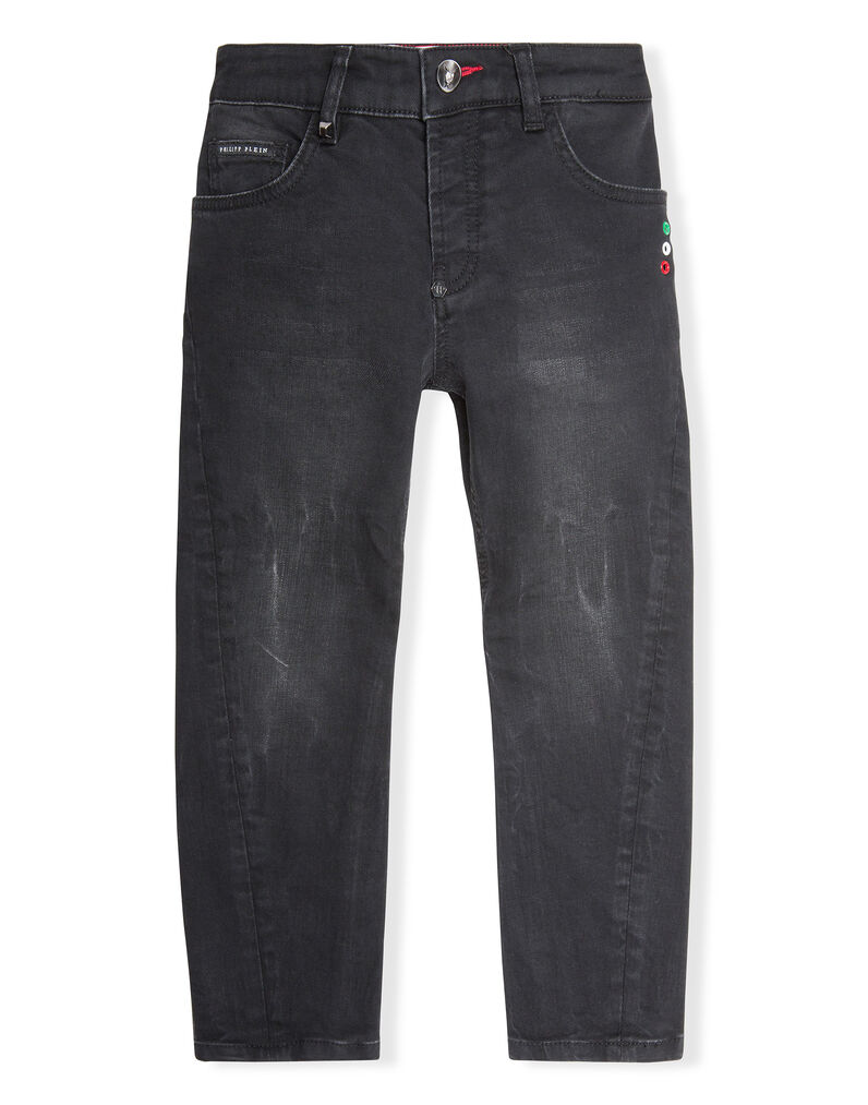Denim Trousers Statement