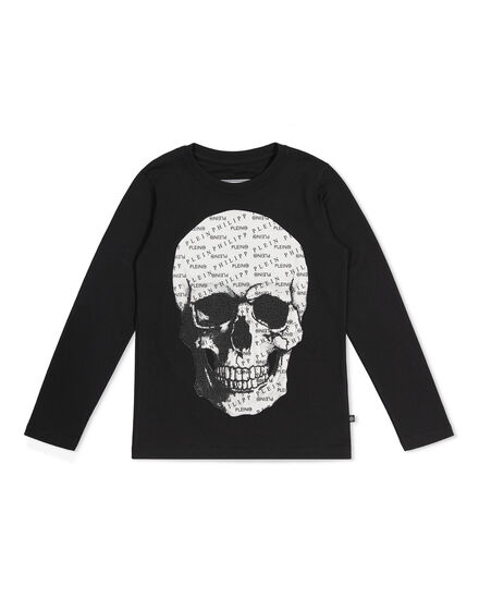 T-shirt Round Neck LS All over PP