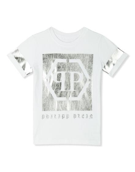 T-shirt Round Neck SS Morker