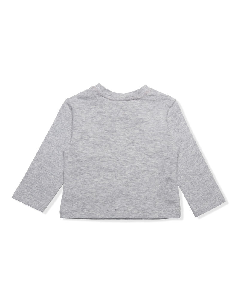 "T-shirt Round Neck LS ""André"""