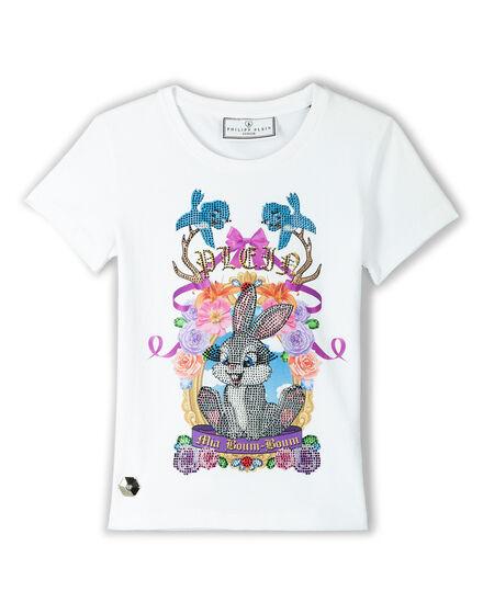 T-shirt Round Neck SS Love On The Brain