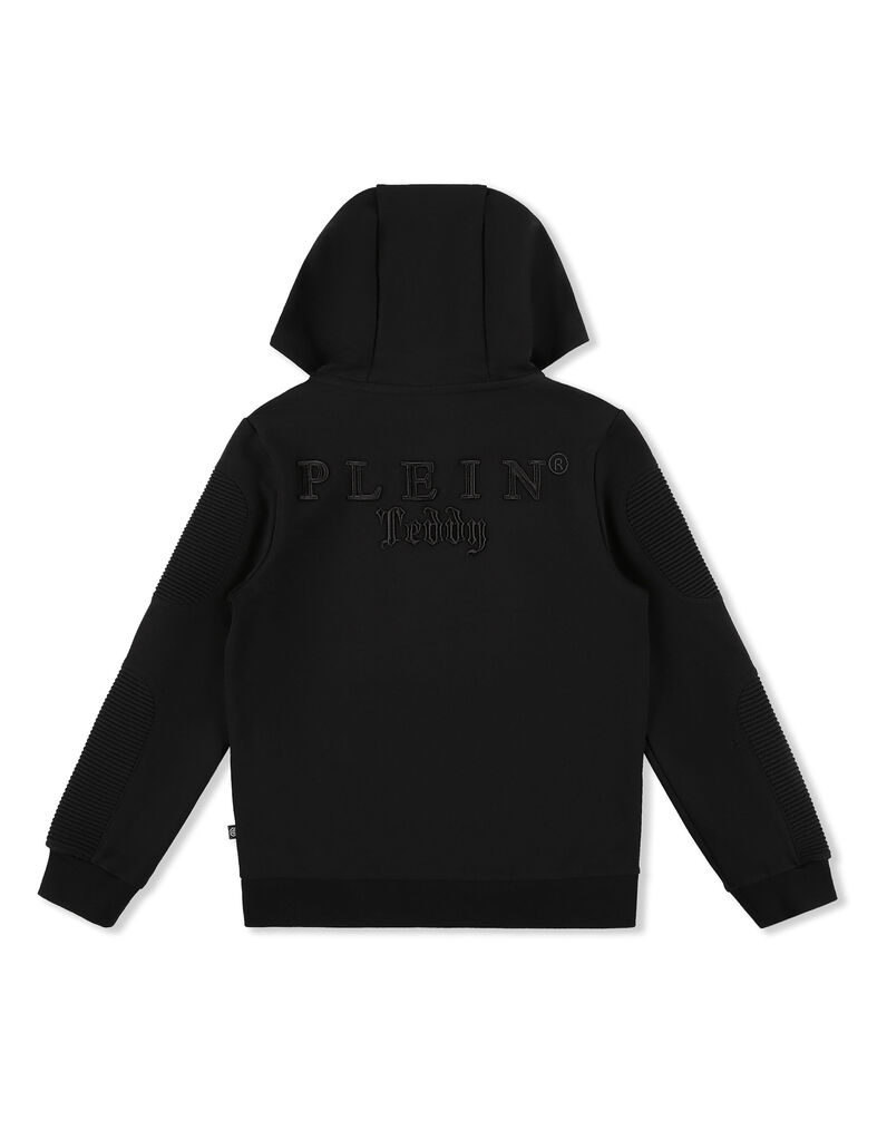 Hoodie Sweatjacket Teddy Bear