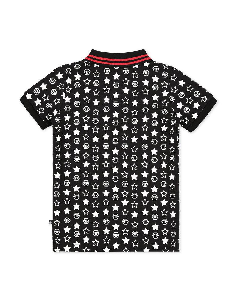 Polo shirt SS Stars