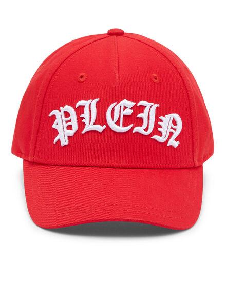 Baseball Cap Gothic Plein