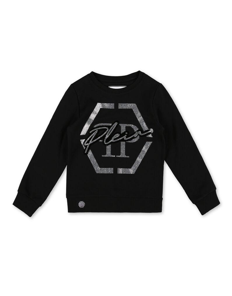 Sweatshirt LS Hexagon
