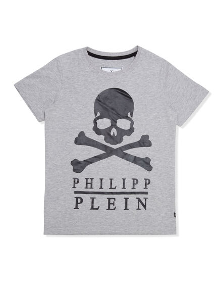 T-shirt Round Neck SS Big Skull