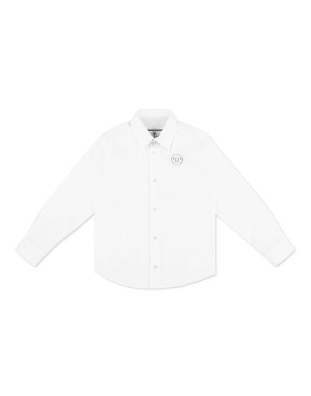 Shirt LS Hexagon