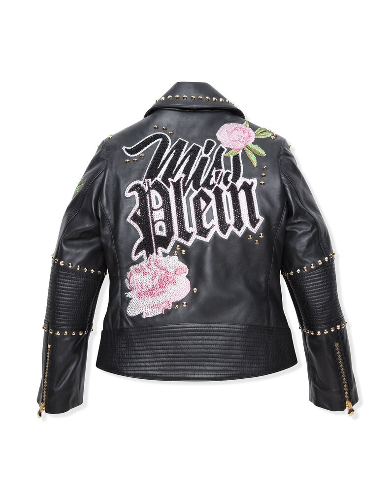 "Leather Biker ""Plein Girls"""