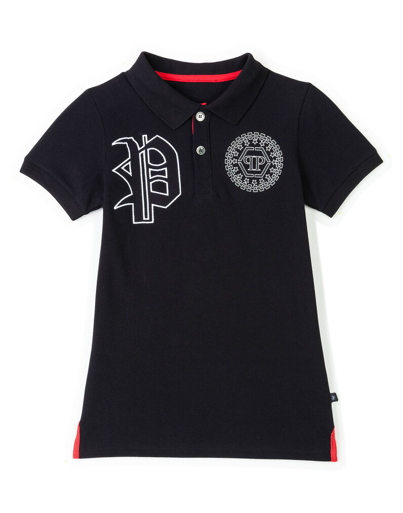 "Polo shirt SS ""Morning After Dark"""