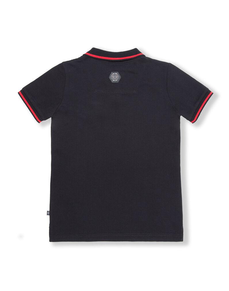 Polo shirt SS Gothic Plein