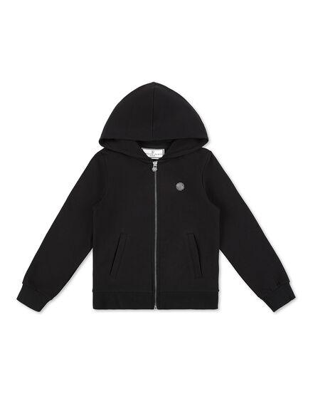 Hoodie Sweatjacket P.L.N.